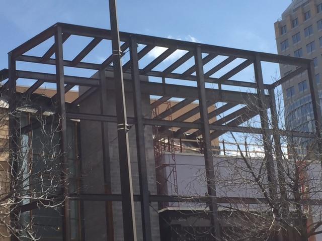 Steel:  Building The Scramble