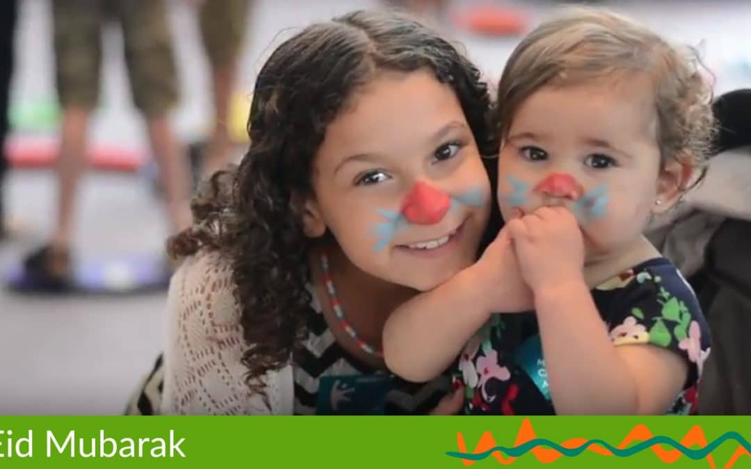 Celebrate Eid with the Minnesota Children's Museum in Rochester