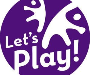 """""""Let's Play!"""" Signs Promote the Amazing Power of Play"""