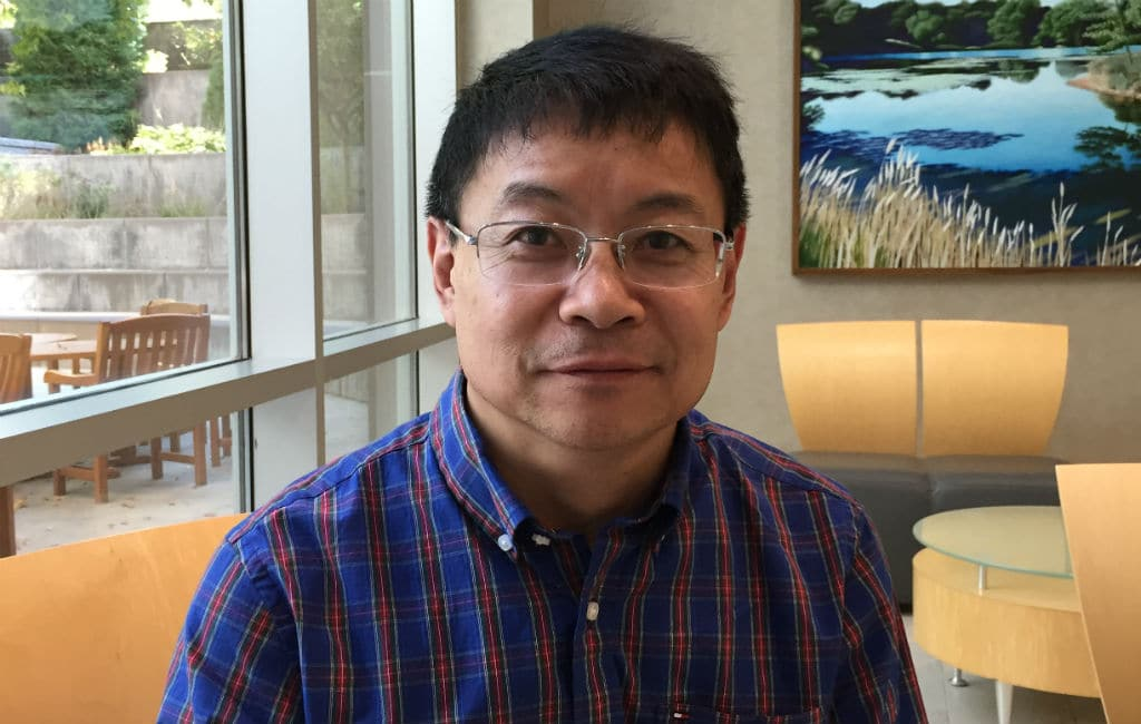 Interview with Dr. Xiaosheng Wu