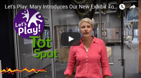 Let's Play: Mary Introduces Forces at Play Tot Spot