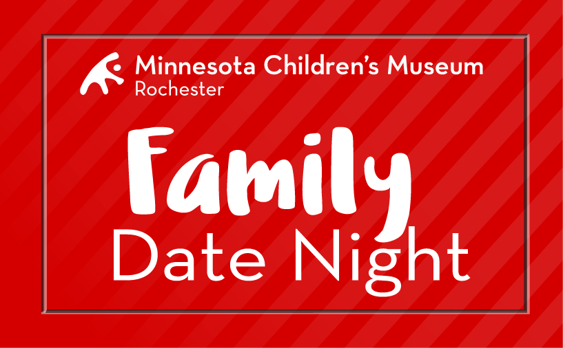 Announcing our New Family Date Night Series