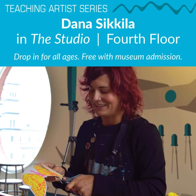 Journey Through Art Making with Dana Sikkila