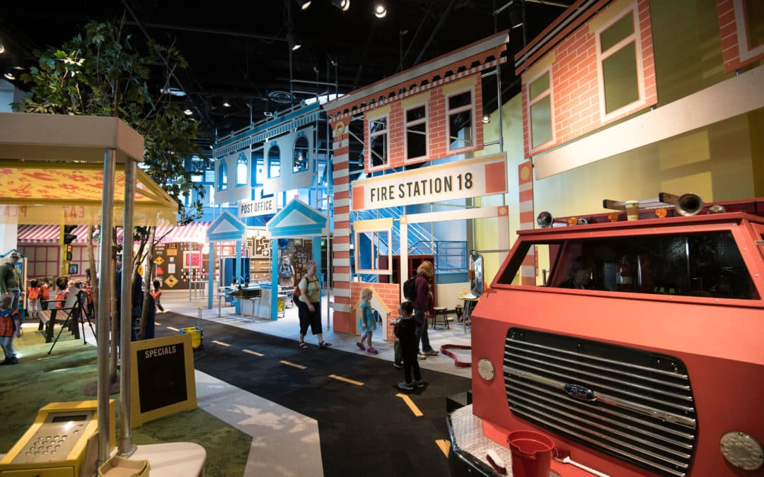 Play and Learn at the all new Minnesota Children's Museum