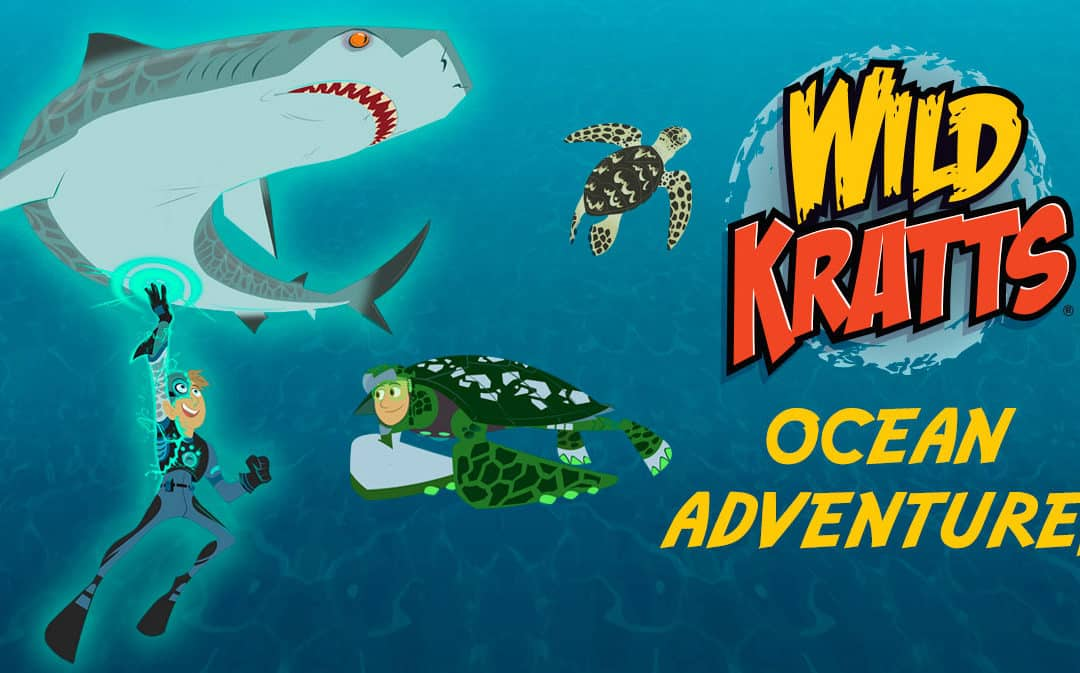 Minnesota Children's Museum and Wild Kratts Join Forces Again to Create an Ocean Adventure Exhibit