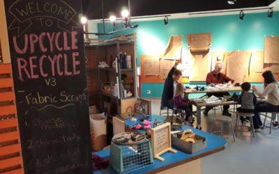 Recycle, Repurpose, Reinvent in The Studio