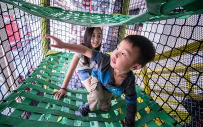 Kids Should Sit Less and Play More, Says World Health Organization