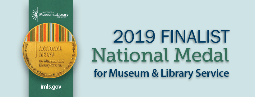 Minnesota Children's Museum Named a Finalist for National Medal for Museum and Library Service