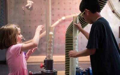 Executive Function Skills on Display at Minnesota Children's Museum