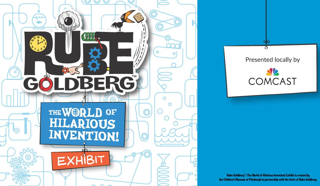 Rube GoldbergTM: The World of Hilarious Innovation! Opens at Minnesota Children's Museum on May 25