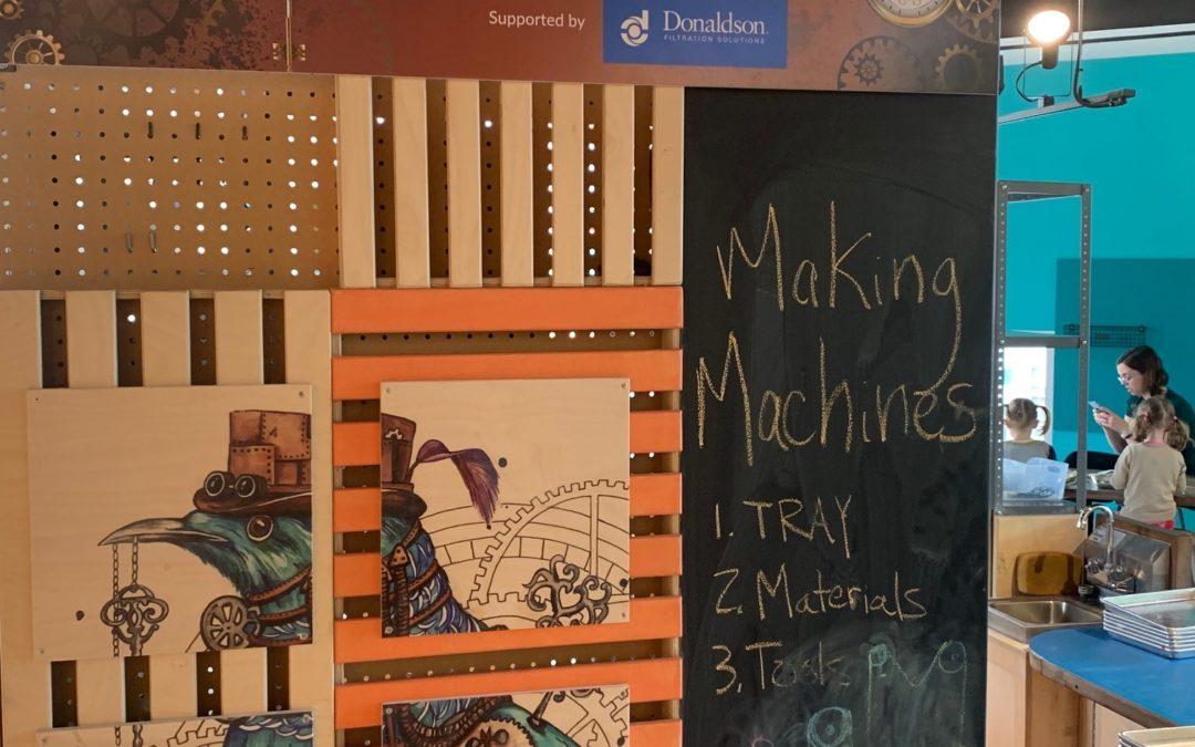 Making Machines in The Studio