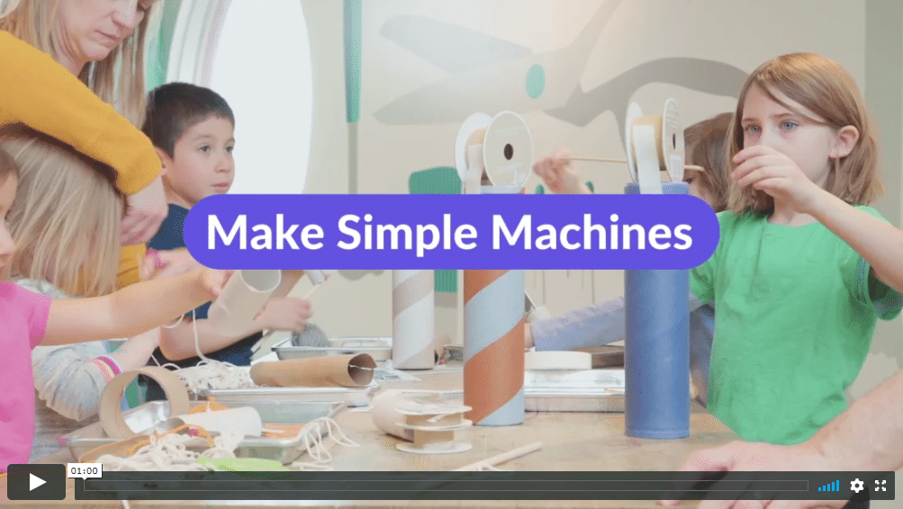 Video: Make Simple Machines
