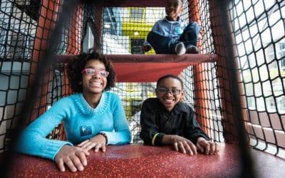Winter Break = Family Fun at Minnesota Children's Museum