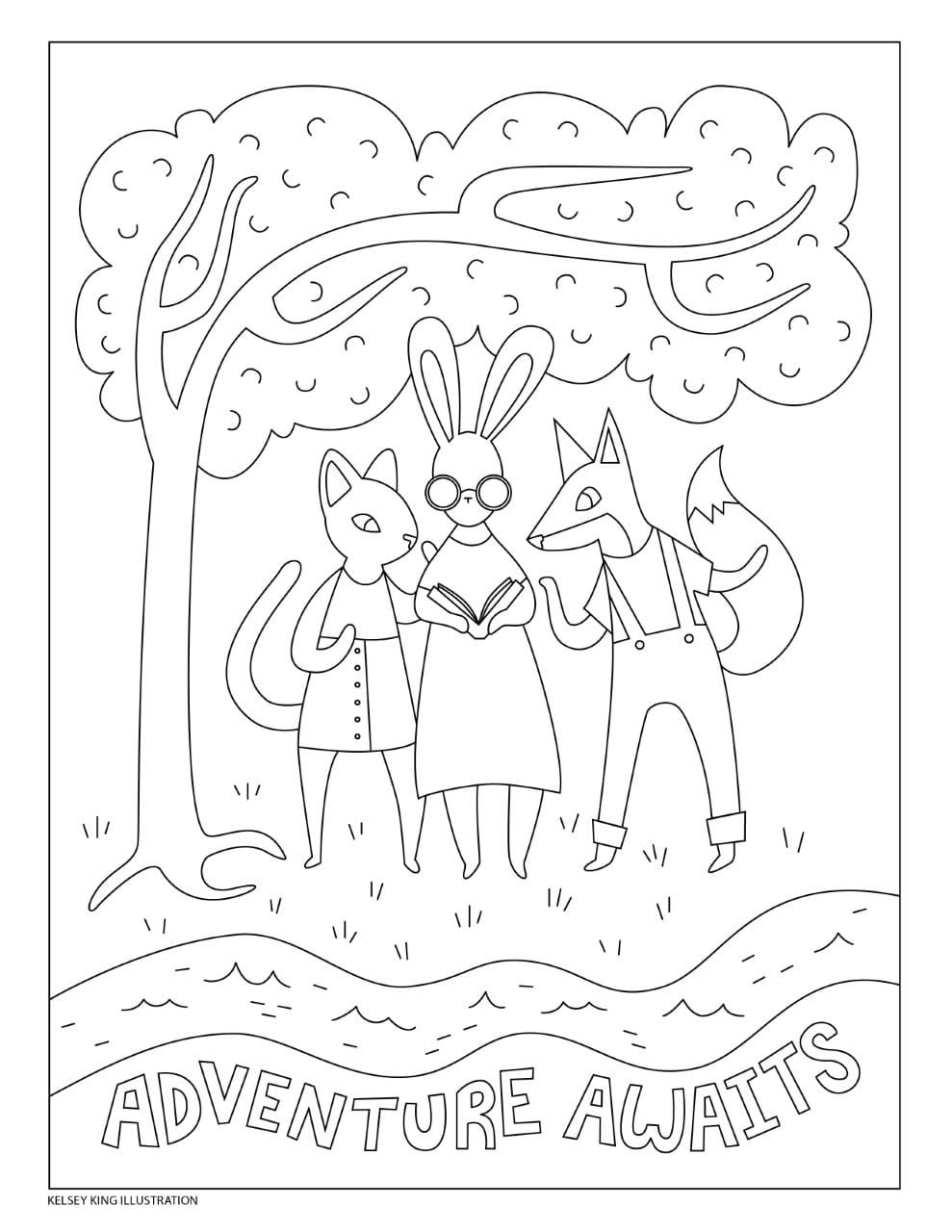 Free B.C. colouring image to stay creative during COVID-19 ... | 1280x989