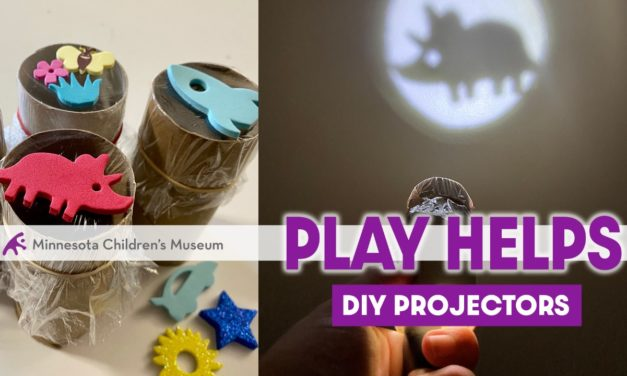 Make Your Own Projectors & Shadow Show
