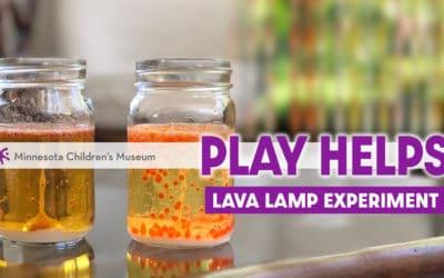 Lava Lamp Experiment