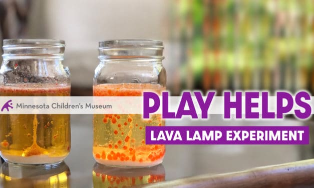 Lava Lamp Experiment