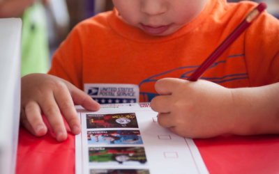 Exploring the Voting Process with Kids – A Family Activity