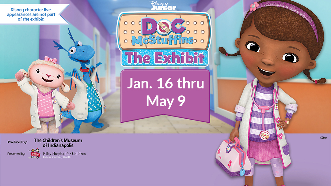 Doc McStuffins Jan. 14 thru May 9