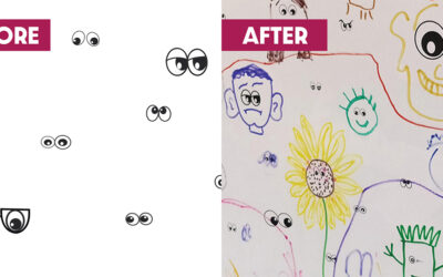 Make Your Own Eyeball Wall at Home