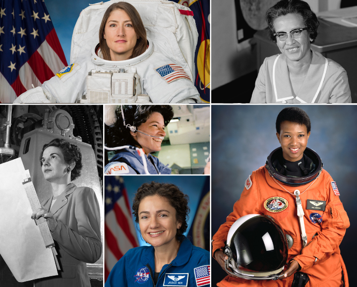 Learn About Important Women in Space and Build Your Own Straw Rocket