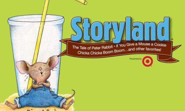 Storyland: A Trip Through Childhood Favorites™ Opens Sept. 25 at Minnesota Children's Museum