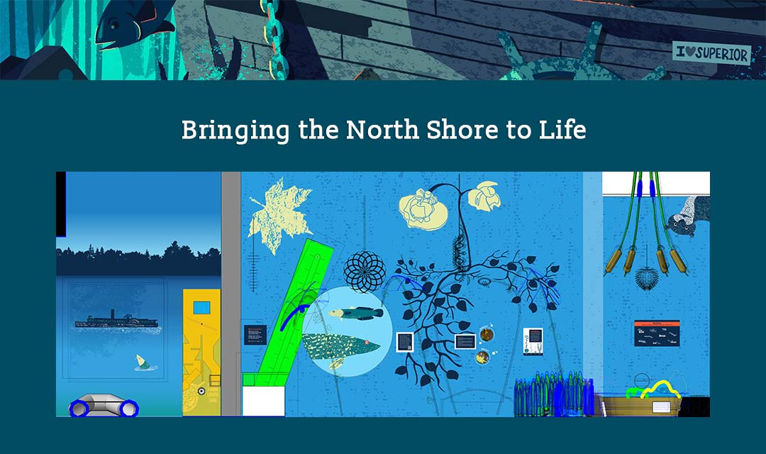 Bringing the North Shore to Life